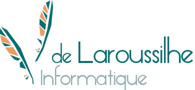 Logo entreprise de Laroussilhe informatique